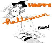 Hey SW's! Do you need a sketch done for spooky season? Just send any good quality photo (nudity is NOT required) and tell me what spooky character you'd like to be transformed into! 👻❤ from cartoon spooky bonita ki pg xxx sexy 1